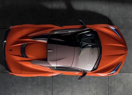 Chevrolet Corvette C8 Stingray Convertible 2020 1600 09