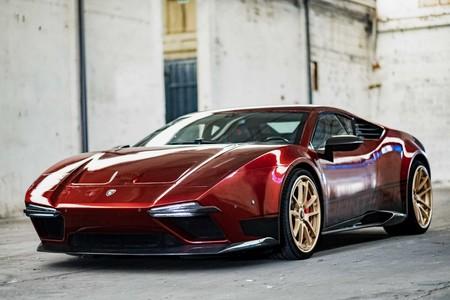 Ares Design ha traído de vuelta al De Tomaso Pantera con ayuda de un Lamborghini Huracán