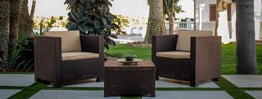 Descubre las ofertas flash de Leroy Merlin en barbacoas, piscinas y mobiliario de jardín, con descuentos de hasta el 55%