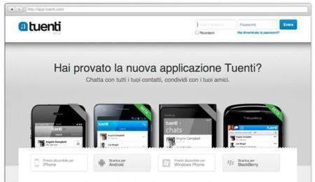 Tuenti continúa con su expansión y llega a Italia