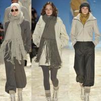 Lacoste en la Semana de la Moda de Nueva York otoño/invierno 2008/2009