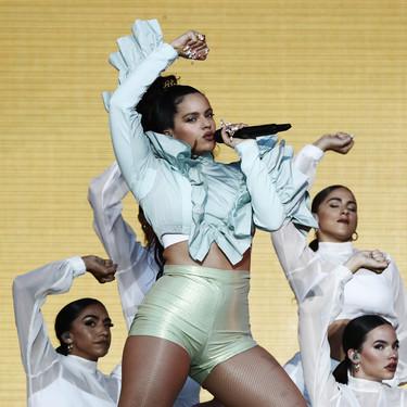 Así es el OleFit o Flamenco Fitness: la modalidad de deporte en el que puedes entrenar al ritmo de Rosalia