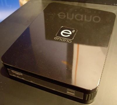 Enano e2, pequeño ordenador de bajo consumo