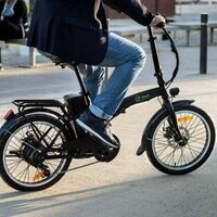 La bici eléctrica plegable Youin You-Ride Amsterdam es un chollo y más: las mejores ofertas del 22 Aniversario de MediaMarkt