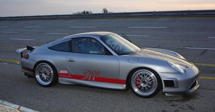 9ff Porsche 911 996 9F-V400
