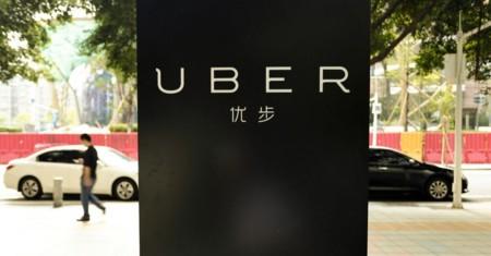 Uber no pudo con el gigante asiático y vendió su operación en China
