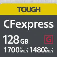Nuevo lector y tarjeta de memoria CFexpress de Sony en desarrollo con altas velocidades de transferencia