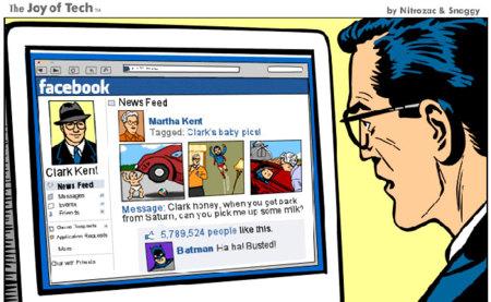 Facebook aún conserva en sus servidores fotos borradas hace años por los usuarios