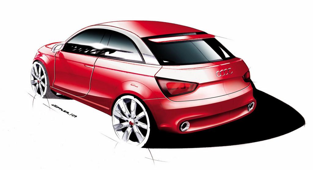 Foto de Audi A1 Metroproject Quattro Concept (29/35)
