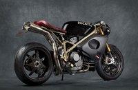 Ducati 1098R by Nicola Martini o el clasicismo moderno