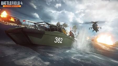 Breve adelanto de Battlefield 4: Naval Strike gracias a un vídeo filtrado
