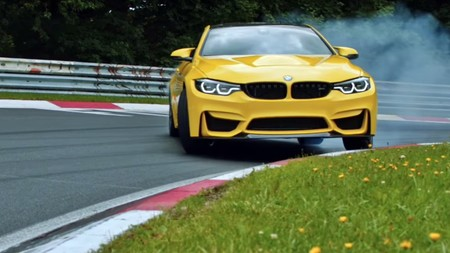 Bmw M4 Cs Pennzoil 1