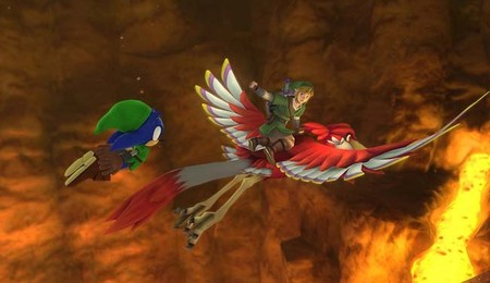 Disponible de manera gratuita el DLC de Zelda para Sonic: Lost World
