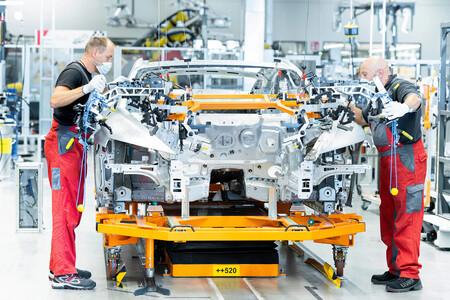 Los eléctricos Audi e-tron y e-tron Sportback, a revisión