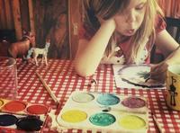 ¡Todos a pintar! Visitas Taller para Familias en el Museo Thyssen-Bornemisza