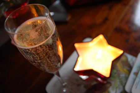 Cuidado con las calorías líquidas en la cena de Navidad