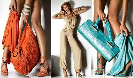Más imágenes de Gisele Bundchen para Versace