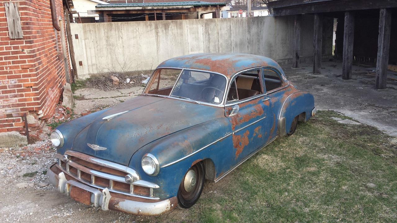 Foto de 1949 Chevrolet DeLuxe (8/22)