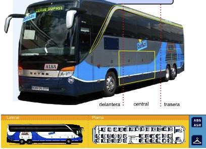 Wi-fi gratis en el autobús