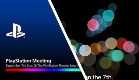 Sigue con nosotros la presentación del nuevo iPhone 7 y el PlayStation 4 Neo
