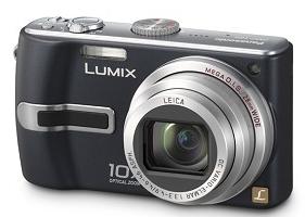 Lumix DMC-TZ3 y TZ2