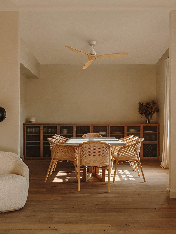 IKOHS Create WINDWOOD ventilador de techo con mando