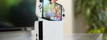 Análisis de Nintendo Switch OLED, el nuevo modelo con el que me he animado a jugar mucho más en portátil por su excelente pantalla