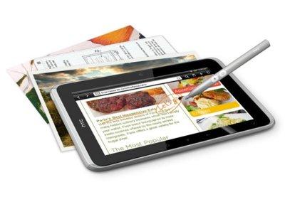 HTC Flyer llegará a España con el lápiz incluído