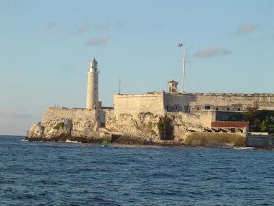 Cuba: El Morro y el castillo San Carlos de la Cabaña