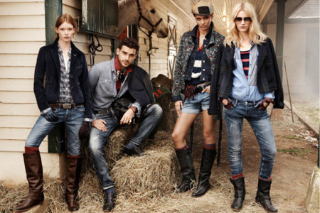 Tommy Hilfiger denim 2012/2013
