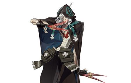 Guilty Gear Xrd- REVELATOR- muestra las primeras imágenes de Raven el inmortal
