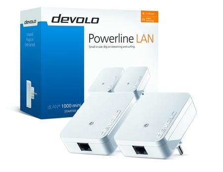 Devolo pone a la venta su nuevo adaptador PLC dLAN 1000 mini