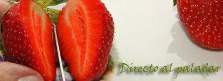 Cortamos las fresas