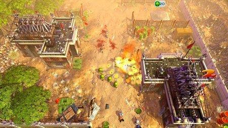 'Cannon Fodder 3'. Vuelve el clásico de Sensible Software, pero en 3D