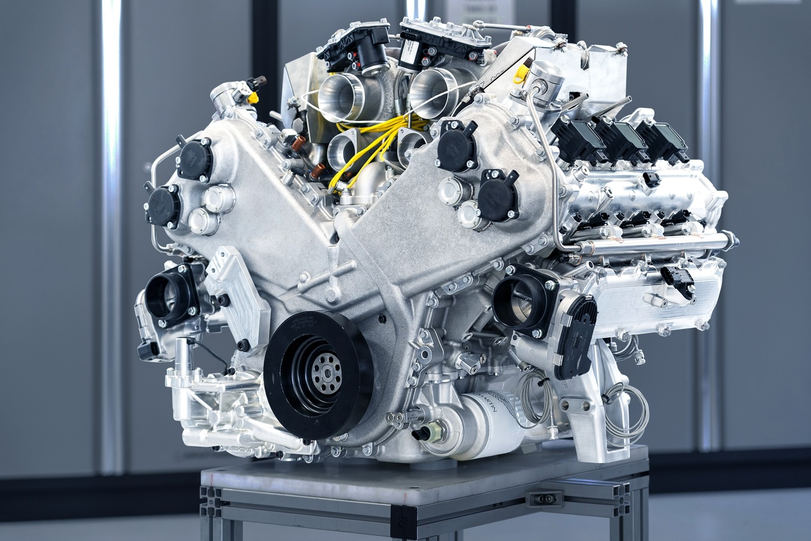 Aston Martin 3.0 V6 biturbo