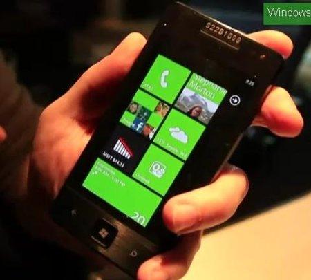 El Asus con Windows Phone 7 pillado en vídeo