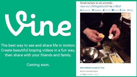 Se acerca el lanzamiento de Vine: sus vídeos ya se reproducen desde Twitter