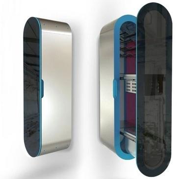 Conceptos innovadores para el hogar inteligente: Elio, el frigorífico que funciona con agua