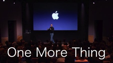 One More Thing... (semana del 05/07/10)
