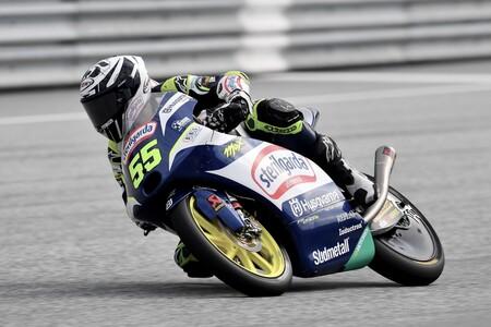 ¡Qué exhibición! Romano Fenati completa el Gran Premio perfecto en Silverstone liderando todas las vueltas