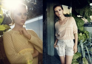Mango sigue con Scarlett Johansson en Los Ángeles para la primavera