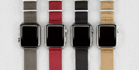 Aumenta la oferta de correas para Apple Watch: Incase y Belkin avanzan sus referencias