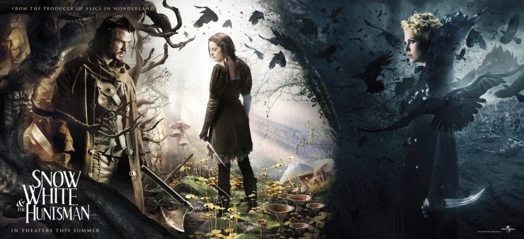 'Blancanieves y la leyenda del cazador', primeros carteles