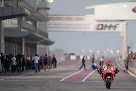 MotoGP Catar 2019: todos contra Márquez con nocturnidad pero sin alevosía