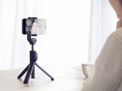 Xiaomi une los conceptos de trípode y selfie stick en un solo producto