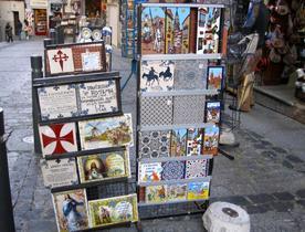 Souvenirs y productos típicos que podemos llevarnos de Toledo