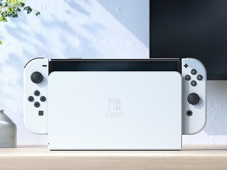 Nintendo no tiene planes de un Switch con 4K, pero el dock y el cable HDMI del Switch OLED dicen lo contrario