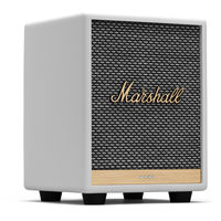 Marshall Uxbridge: el nuevo altavoz compacto de Marsharll es compatible con Alexa y AirPlay 2