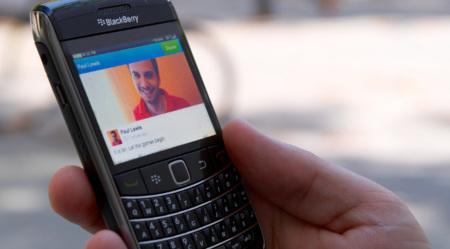 Tuenti Social Messenger para BlackBerry se actualiza