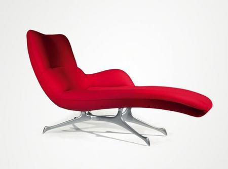 Cuatro sofás de Vladimir Kagan para perder la cabeza